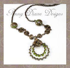 Penny Dixon Designs: necklaces