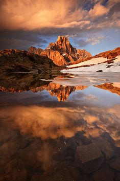 Dreaming Dolomites.  by Enrico Grotto