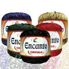 Fio Círculo Encanto - 100g (128m)