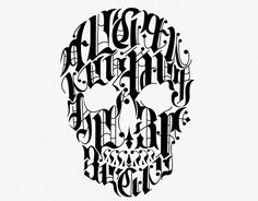 "Check out new work on my @Behance portfolio: ""Skull lettering (Armenian letters) Light Affect"" http://be.net/gallery/38440109/Skull-lettering-(Armenian-letters)-Light-Affect"