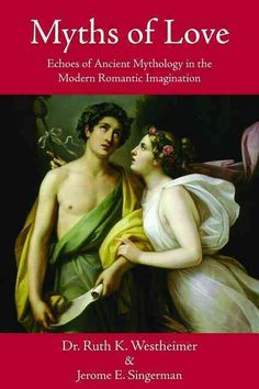 Dr. Ruth Westheimer, Americas favorite sex therapist, analyzes ancient myth and its relevance to 21st century relationships in her new book Myths of Love: Echoes of Greek and Roman Mythology in the Mo
