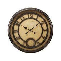 174 best beautiful oversized wall clocks images on pinterest clock wall chiming wall clocks Target clocks living room