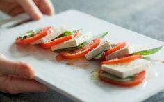 Vegan Caprese Salad // Hello!