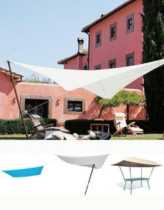 parasol deport royal grey 3x4 m l 39 unit ext rieur. Black Bedroom Furniture Sets. Home Design Ideas