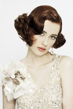 Awesome Vintage Wedding Hairstyles
