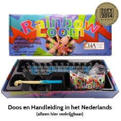 Rainbow loom basisset. Bijna in onze brievenbus, dochter ongeduldig! Snack Recipes, Snacks, Rainbow Loom, Pop Tarts, Packaging, Candy, Kit, Snack Mix Recipes, Appetizer Recipes
