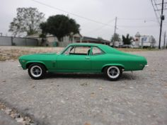 1969 Chevy Nova COPO