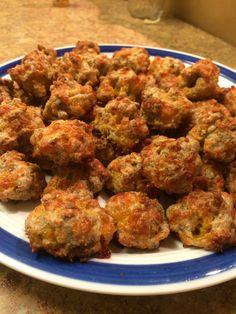 Vegetarian 'Sausage' Balls