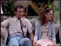 Gilda Radner-Lisa Loopner  Bill Murray - Todd