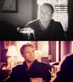 Hart of Dixie - George & Wade. I'm kind of obsessed with this show right now, and I love both of these characters.