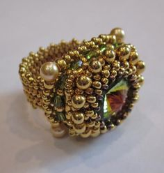 Fusion Ring & Bracelet (Nancy Cain © 2015)
