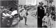 Shocking Historical Photos of the Lviv Pogroms in 1941