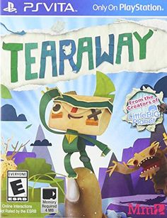 Tearaway * Be sure to check out this awesome product. (Note:Amazon affiliate link)