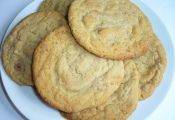 Chewy chocolate chip cookies - really simple and so delicious. #netmums #baking #cookies #recipe