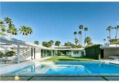 Residência em Palm Springs é tradução de luxo e deleite