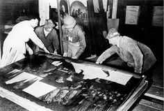 The Ghent altarpiece during recovery from the art depot in the Altaussee salt mine, 1945 George Clooney, Ghent Altarpiece, Monuments, Monument Men, Destin, Mystique, Michelangelo, World War Ii, American Art