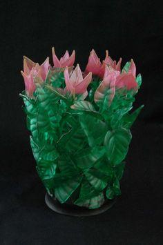 Evelyn Dunstan | Glass Artist :: Firebush #4