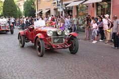 Gardameer: Mille Miglia bij het Gardameer