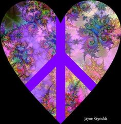 Peace in hearts ♥