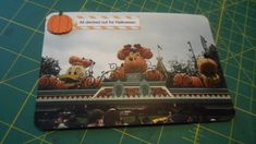 Disney Land October 2015, Halloween Time, Project Life, Scrapbooking