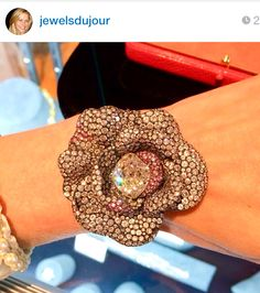 Jewels by JAR #jarparis #jar #joelarthurrosenthal #jewelsbyjar #jarjewelry #jarjewels via Jewels du Jour