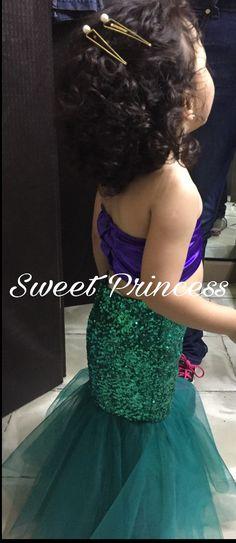 af8be5e15b 9 imágenes estupendas de vestidos sirenita