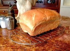 Throw Away the Bread Machine Instructions!.... White Bread. Photo by Kitchencastaway