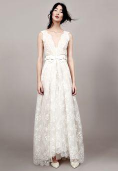 """""""Papillon D'Amour"""": Die Bridal Couture Kollektion 2015 von Kaviar Gauche - Journelles"""