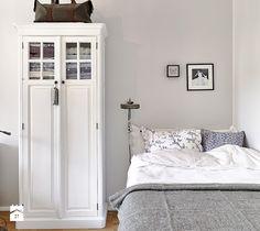 Sypialnia styl Skandynawski - zdjęcie od Casa Bianca