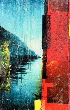 Fire hjerter/Four hearts: Per Fronth (Norwegian artist, from Kristiansand)