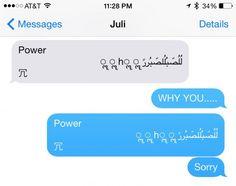AppsUser: Código enviado a través de un mensaje de texto puede bloquear y reiniciar tu iPhone