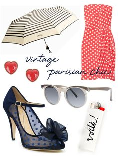 summer vintage parisian style : )