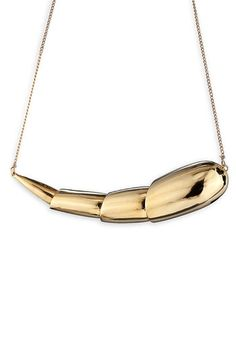 'Miss Havisham' Liquid Snake Necklace by Alexis Bittar