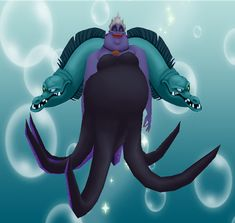 ursula little mermaid - Google Search