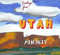 Utah EP cover art