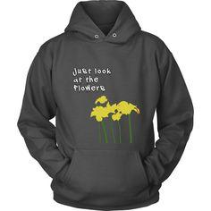 Look at the Flowers Sweatshirt IB Walking Dead