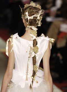 Christian Lacroix  spring 2006  fashion  haute couture