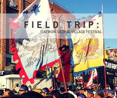 Field Trip: Itaewon Global Village Festival | Green Mtn Girl's Blog #korea #seoul #expat #milspouse