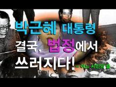 박근혜대통령 법정에서 쓰러지다!-어느 시민의 절규[남침땅굴탐사대]