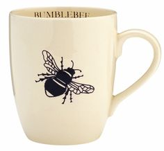 Gorgeous Bee mug!  Call A1 Bee Specialists in Bloomfield Hills, MI today at (248) 467-4849 to schedule an appointment if you've got a stinging insect problem around your house or place of business! You can also visit www.a1beespecialists.com!