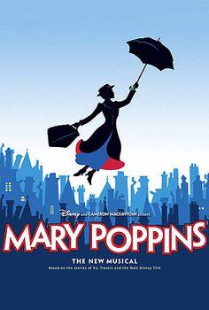 Mary Poppins ... The Musical... vu à Londres en 2007... Réellement magique