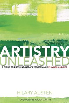 Tim Murphy, editor with BTT, worked with author Hilary Austen to bring to print: Artistry Unleashed.