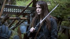 'The 100' Season 2: Marie Avgeropoulos previews Octavia's life as a Grounder