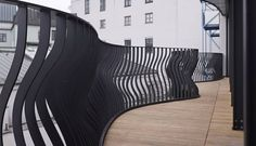 News-Single - Another! Steel Art, Urban Furniture, Architectural Elements, Landscape Architecture, Modern, Stairs, Inspiration, Railings, News