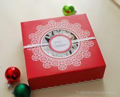Christmas Treat Boxes