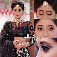 """Her beauty her eyes @shivangijoshi18 Strictly no repost.. """""""