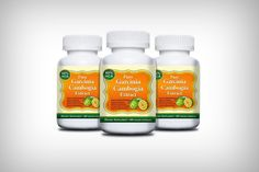 $35 for 3-Month Supply of Garcinia Cambogia Weight Loss Extract   Shipping Included ($139 Value)-$35