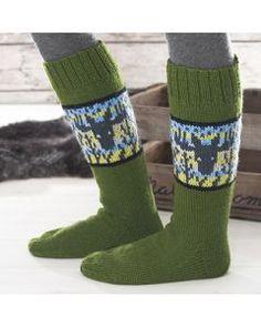 Fair Isle Knitting, Free Knitting, Knitting Socks, Shawl Patterns, Knitting Patterns, Knitting Ideas, Crochet Woman, Leg Warmers, Stitch