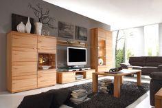 5 1 Die moderne Wohnwand | Ikea wohnzimmer, Wohnzimmer weiß und Tischler