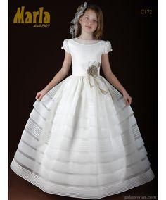 Vestido de Comunión C172